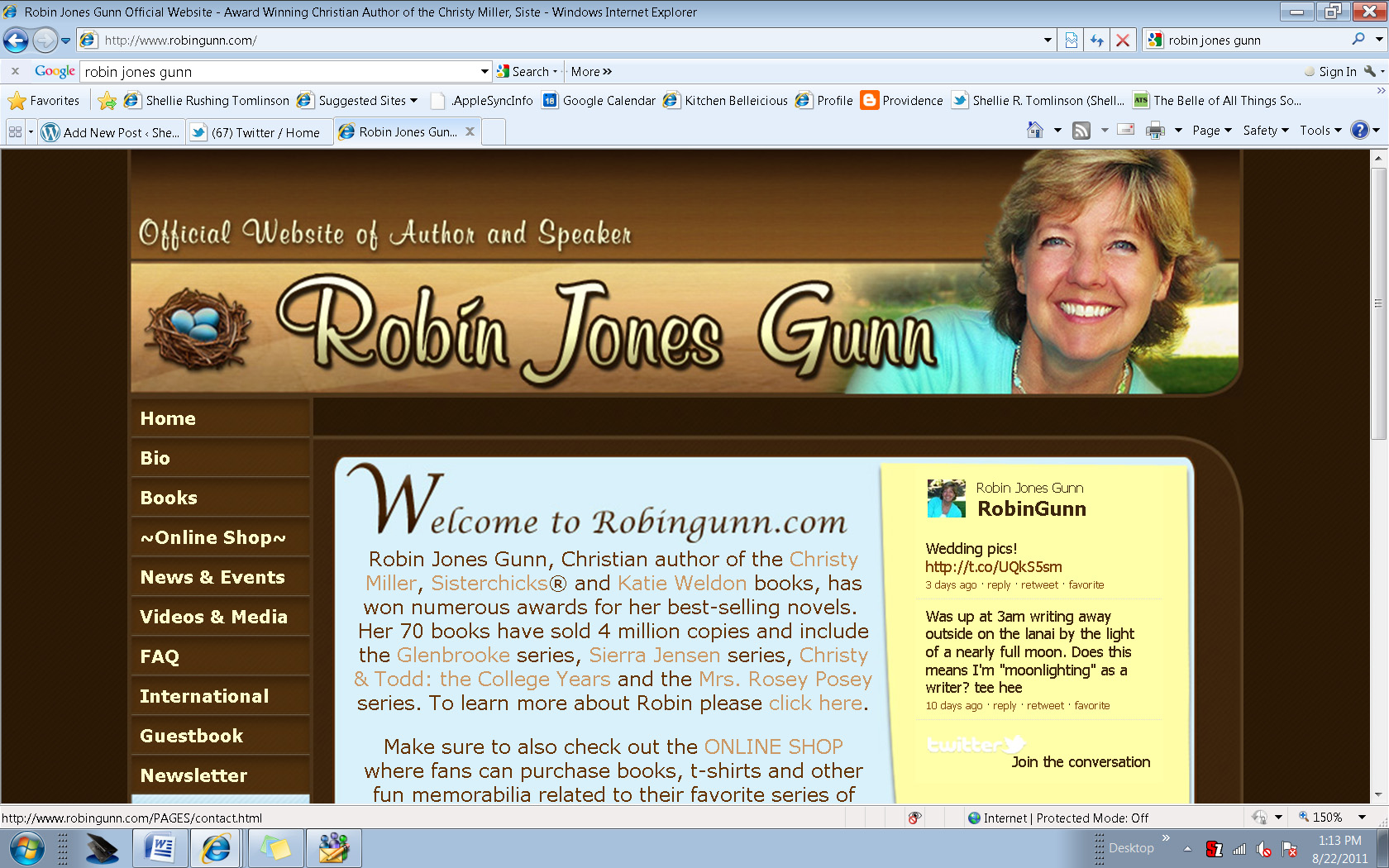 coming attractions gunn robin jones
